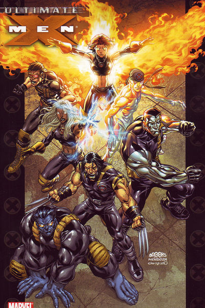 Ultimate X-Men TPB: Ultimate Collection Vol. 2