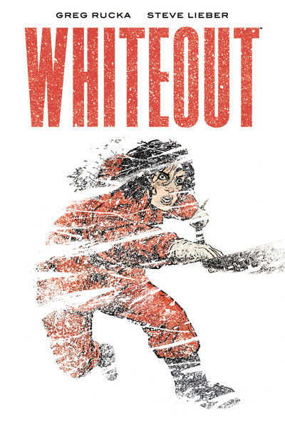 Whiteout Definitive Edition TPB Vol 1 - Whiteout