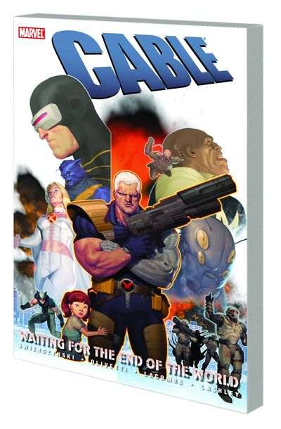 Cable TPB Vol. 02 Waiting for the End of the World