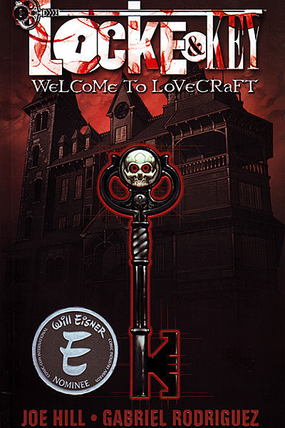 Locke & Key TPB Vol. 01 Welcome To Lovecraft
