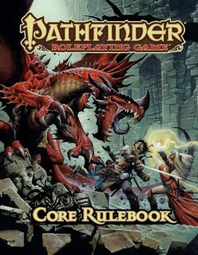 Pathfinder RPG Core Rulebook