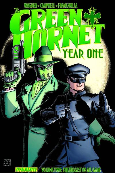 Green Hornet Year One TPB Vol. 2 Biggest of All Game