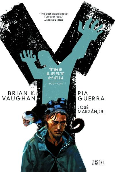 Y the Last Man TPB Book 01