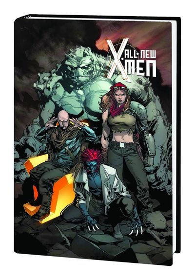 All New X-Men Prem HC Vol. 05 One Down