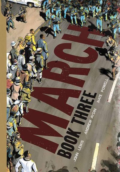 March comics at TFAW.com