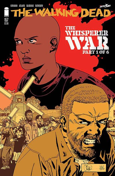 Walking Dead #157 (Cover A - Adlard & Stewart)