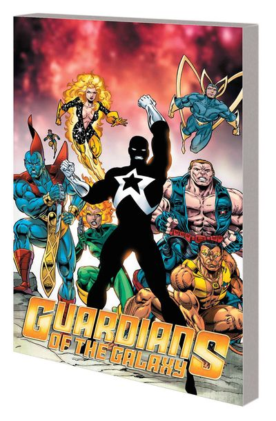 Guardians of the Galaxy Classic TPB Vol. 02 In Year 3000