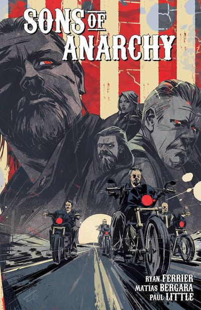 Sons of Anarchy TPB Vol. 06