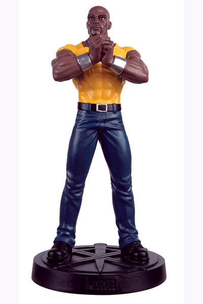Marvel Fact Files Special #21 Luke Cage