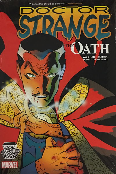 Doctor Strange: The Oath HC (Local Comic Shop Day 2016 Exclusive)