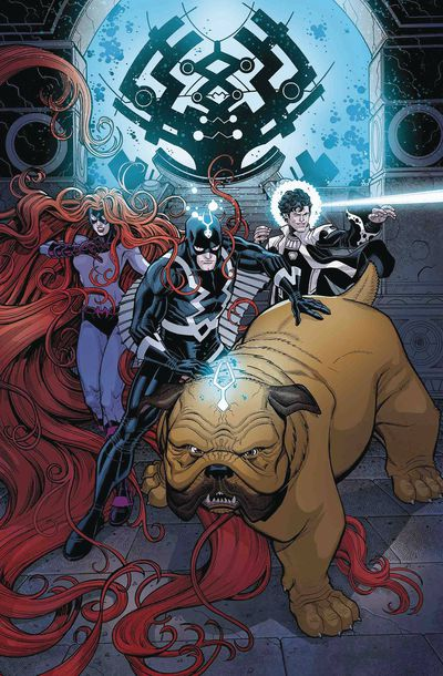 Inhumans: Once and Future Kings #1 (of 5)