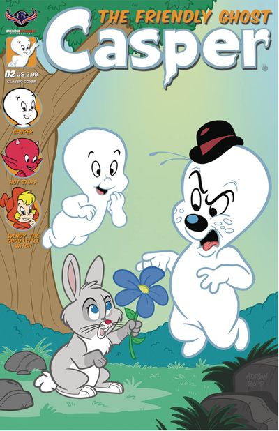 Casper the Friendly Ghost #2 (Classic Ropp Variant)