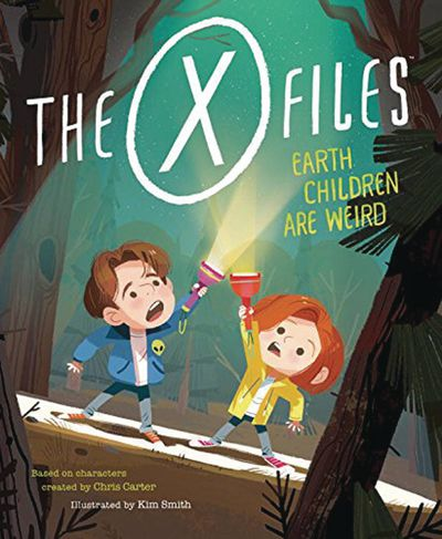 X-Files Earth Children Are Weird HC