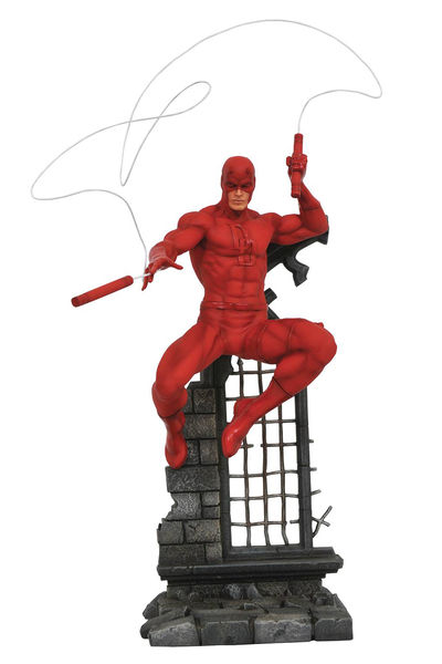 Marvel Gallery Daredevil Comic Pvc Figure