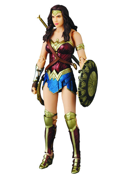 Wonder Woman: Wonder Woman Miracle Action Figure