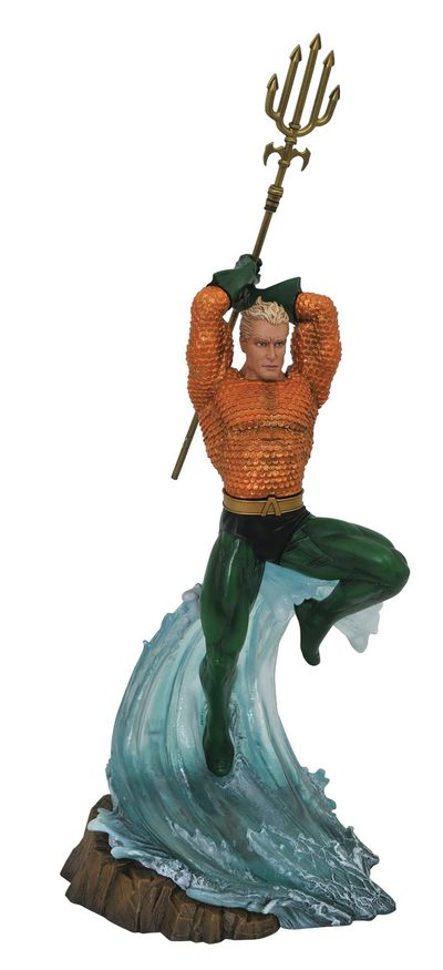 DC Gallery Aquaman Comic PVC Statue