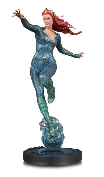 Aquaman Movie Mera Statue