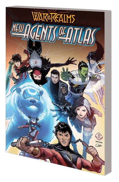 War of Realms New Agents of Atlas TPB