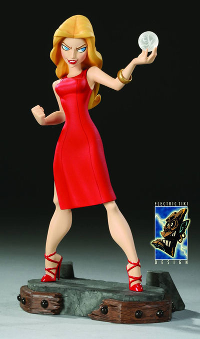 Buffy the Vampire Slayer Tooned Up Glory Maquette