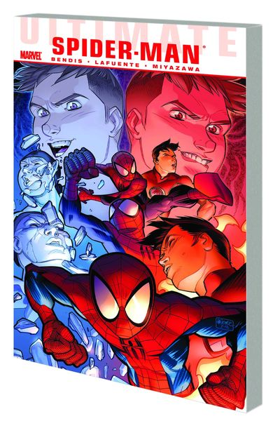 Ultimate Comics Spider-Man Chameleons TPB Vol. 02
