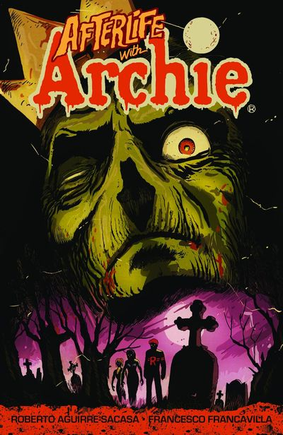 Afterlife With Archie Vol. 1 Cover