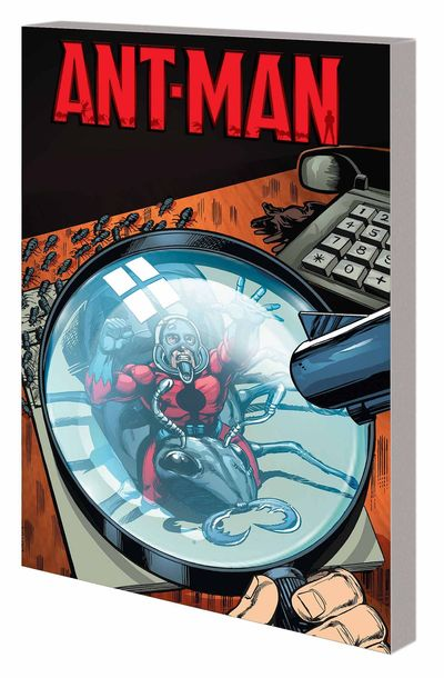 Ant-Man TPB Scott Lang