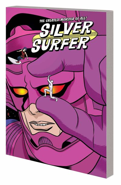 Silver Surfer TPB  Vol. 02 Worlds Apart