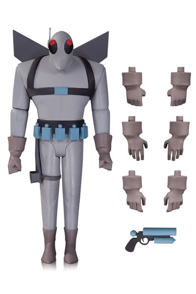 Batman Animated Series/New Batman Adventures Firefly Action Figure