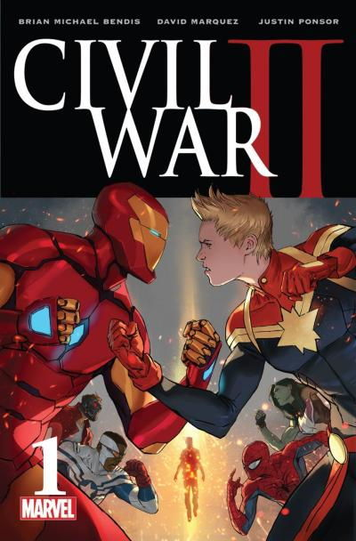 Civil War II comics at TFAW.com