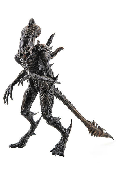 Aliens: Colonial Marines Xenomorph Raven Previews Exclusive 1/18 Scale Figure