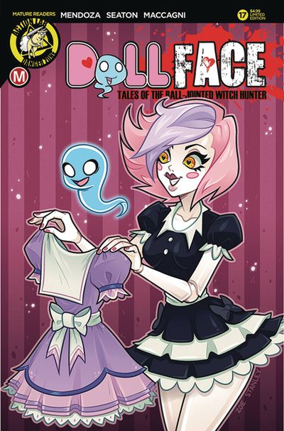 Dollface #17 (Cover C - Stanley Pin Up)