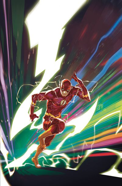 Flash #70 (Infante Variant)