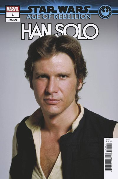 Star Wars: Age of Rebellion - Han Solo #1 (Movie Variant)