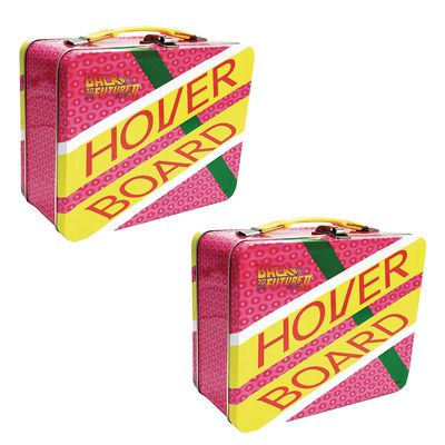 Back to the Future Hover Board Tin Tote