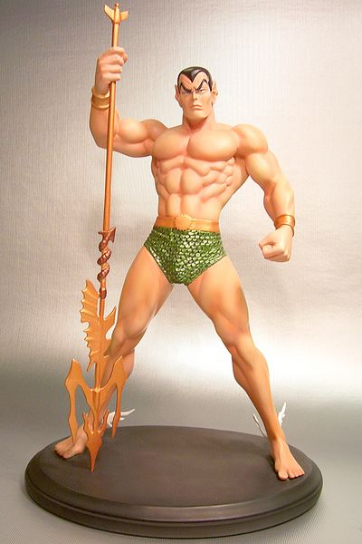 Marvel Milestones Statue: Prince Namor, The Sub-Mariner (Issue #1 Cover)