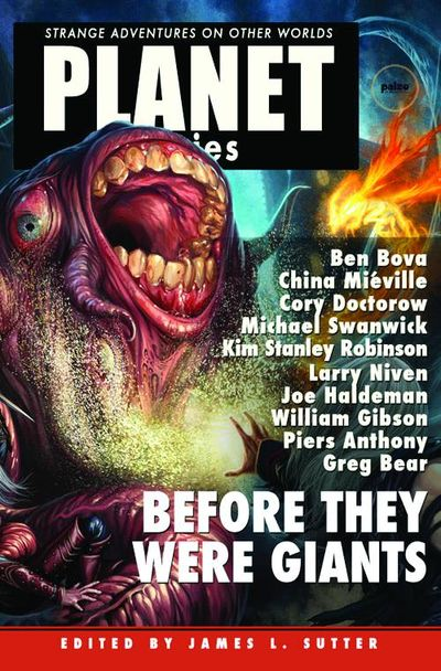 Before They Were Giants Anthology TPB