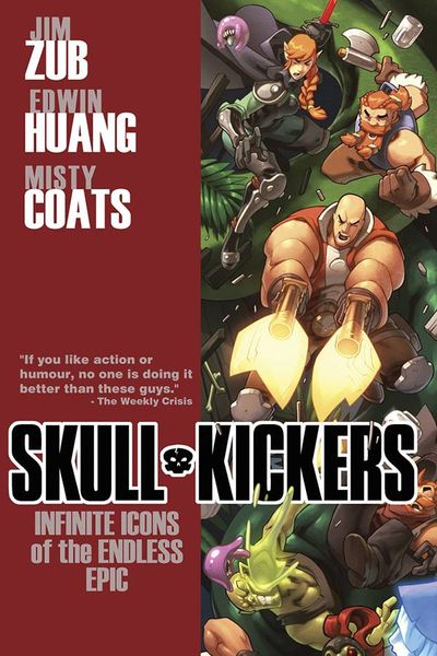 Skullkickers TPB Vol. 06 Infinite Icons of the Endless Epic