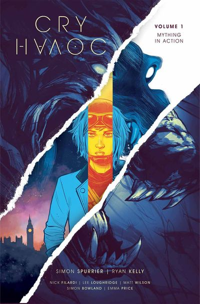 Cry Havoc TPB Vol. 01 Mything in Action