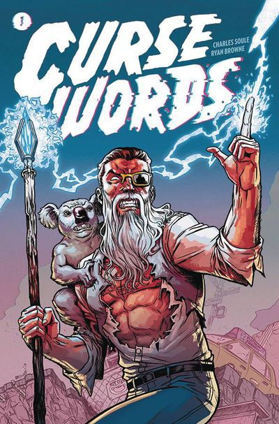 Curse Words TPB Vol. 01