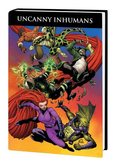 Uncanny Inhumans HC Vol. 02