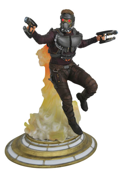 Marvel Gallery Guardians of the Galaxy 2 Star-lord Pvc Figure