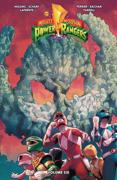 Mighty Morphin Power Rangers TPB Vol 06