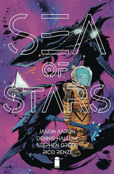 Sea of Stars #1 (Cover A - Green)