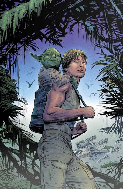 Star Wars Aor Special #1 (Zircher Greatest Moments Variant)