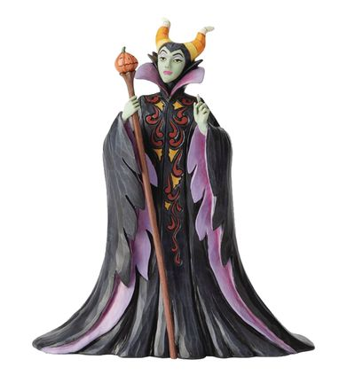 Disney Traditions Maleficent Halloween Figure