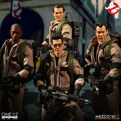 One-12 Collective Ghostbusters Deluxe Box Set