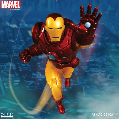 One-12 Collective Iron Man Action Figure