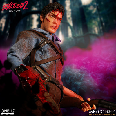 One-12 Collective Evil Dead 2 Ash Action Figure