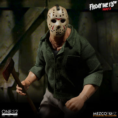 One-12 Collective Friday the 13th Part 3 Jason Voorhees Action Figure