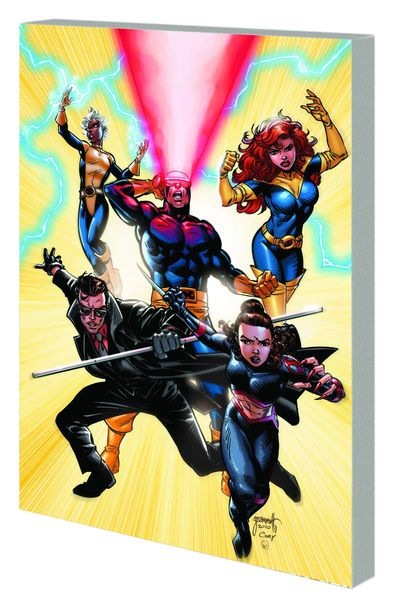 X-Men Forever 2 TPB Vol. 01 Back in Action
